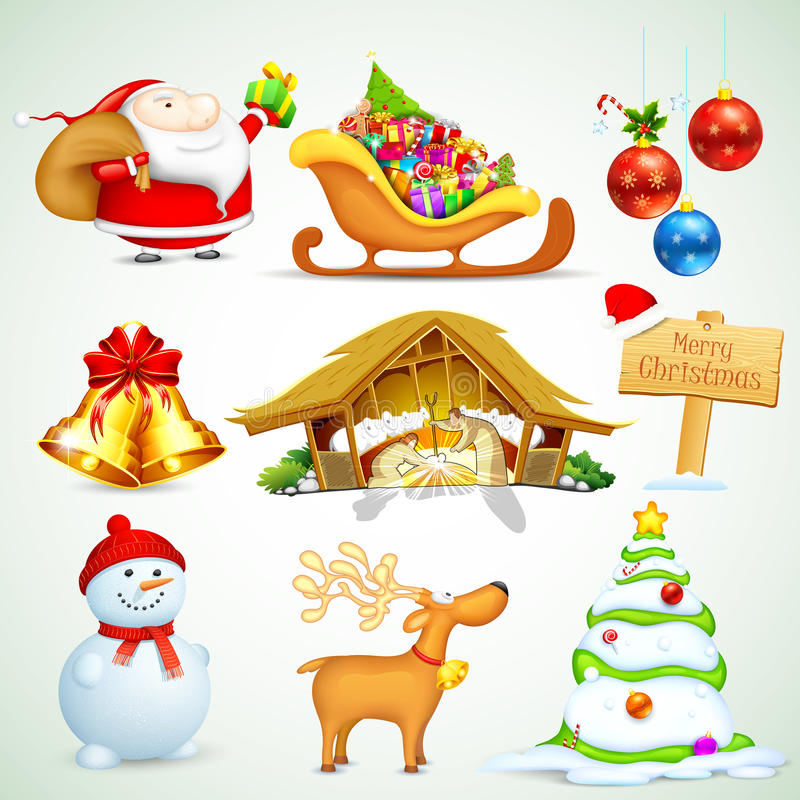 Free Christmas Object Stock Photography - 27809552
