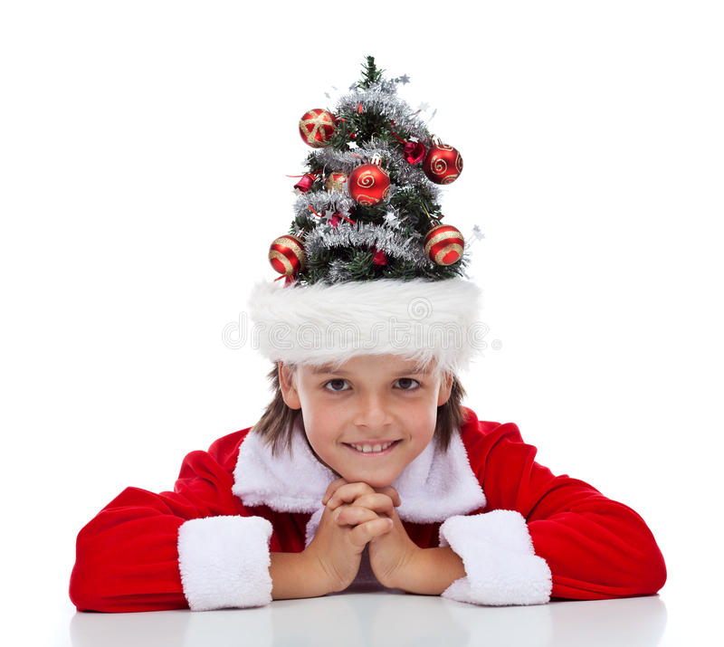 Free Christmas On Your Mind Concept Stock Photos - 35477433