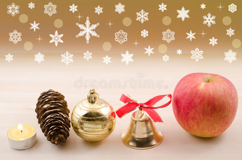Download Christmas ornament stock image. Image of flame, decoration - 27717463