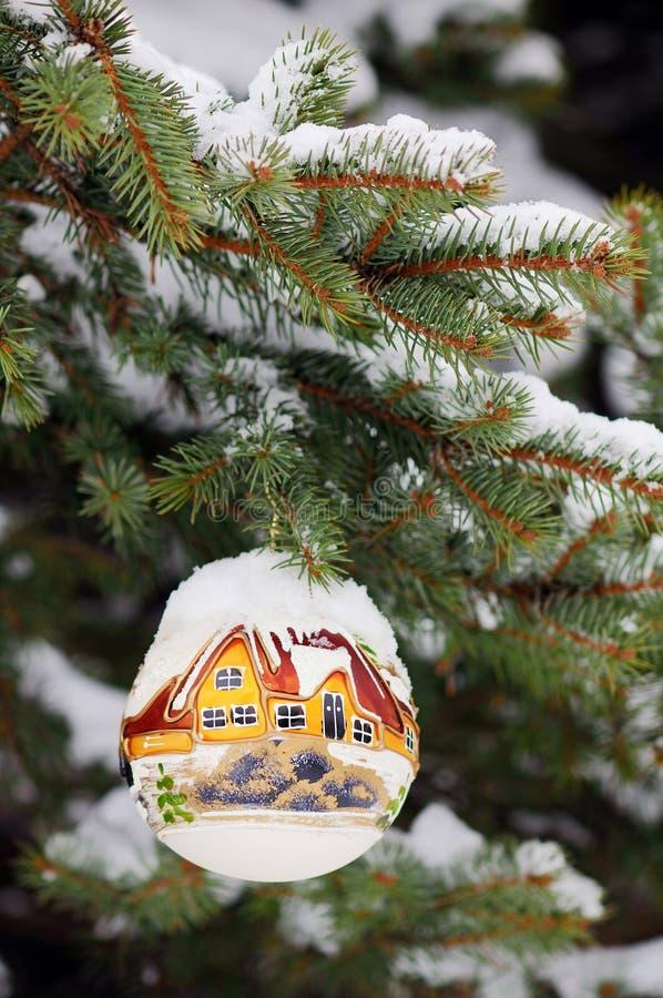 Free Christmas Ornament 3 Royalty Free Stock Photo - 34866865