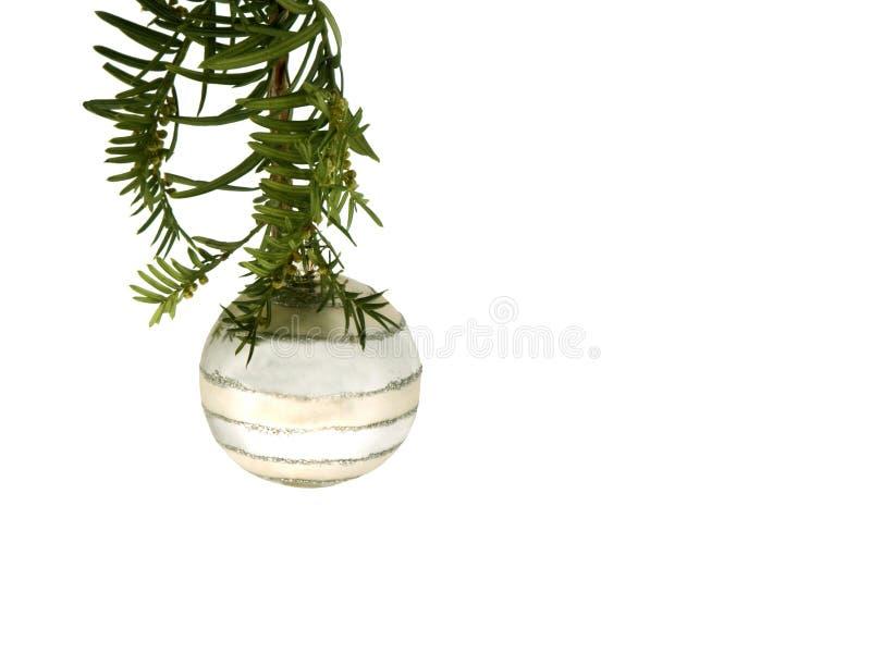 Download Christmas ornament stock photo. Image of santa, isolation - 318300