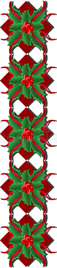 Download Christmas ornament stock vector. Image of design, green - 5469681
