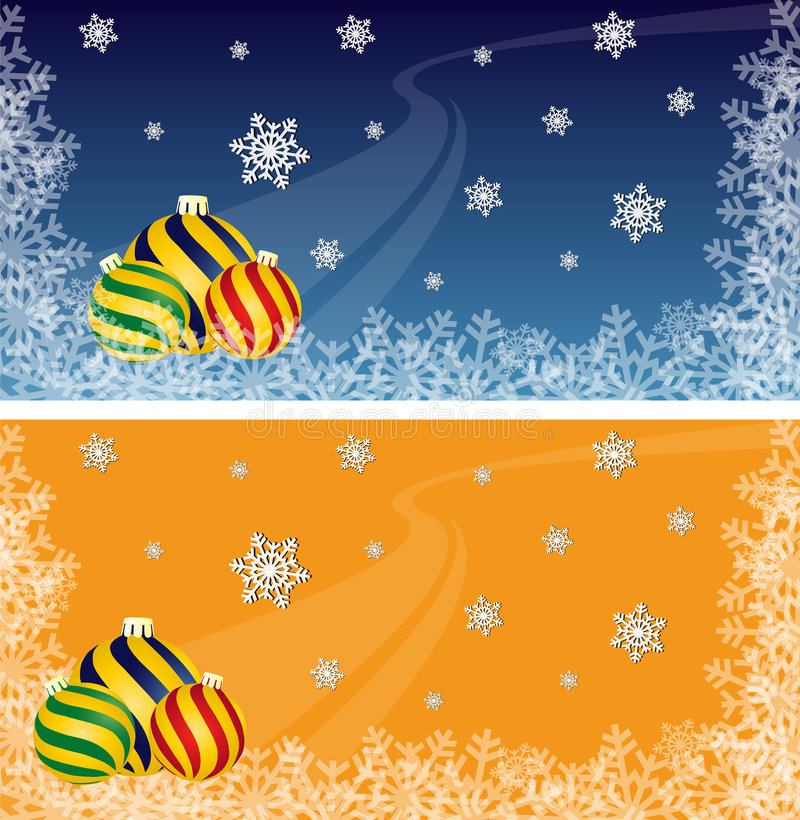Download Christmas Ornament Backgrounds Stock Vector - Image: 7186937