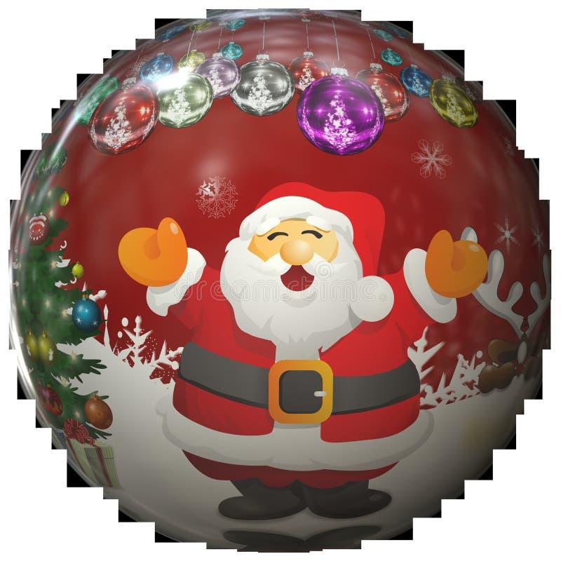Christmas Ornament, Santa Claus, Fictional Character, Christmas Decoration royalty free stock image