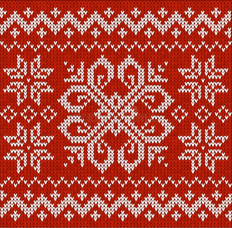 Download Christmas Ornamental Embroidery Stock Illustration - Illustration: 28755730
