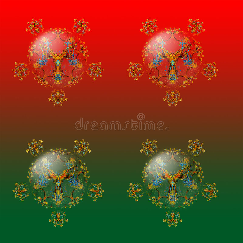 Free Christmas Ornaments 1 Stock Images - 2003854