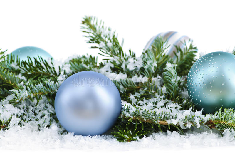 Download Christmas ornaments stock image. Image of festivity, laying - 10525617