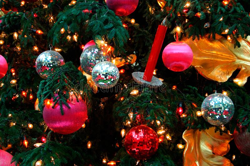 Christmas Ornaments Free Stock Image