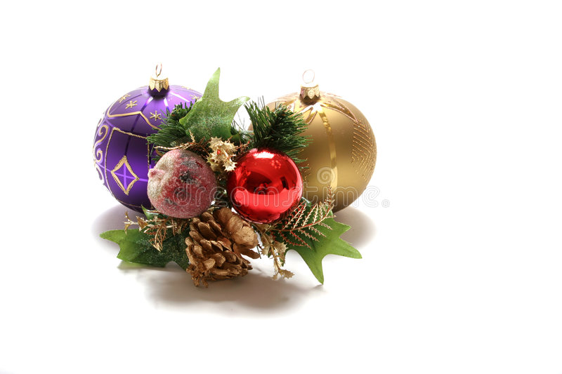 Download Christmas ornaments stock image. Image of decorative, colorful - 1405971