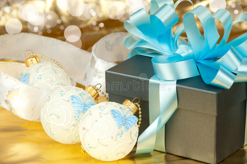 Download Christmas ornaments stock photo. Image of coniferous - 17290452