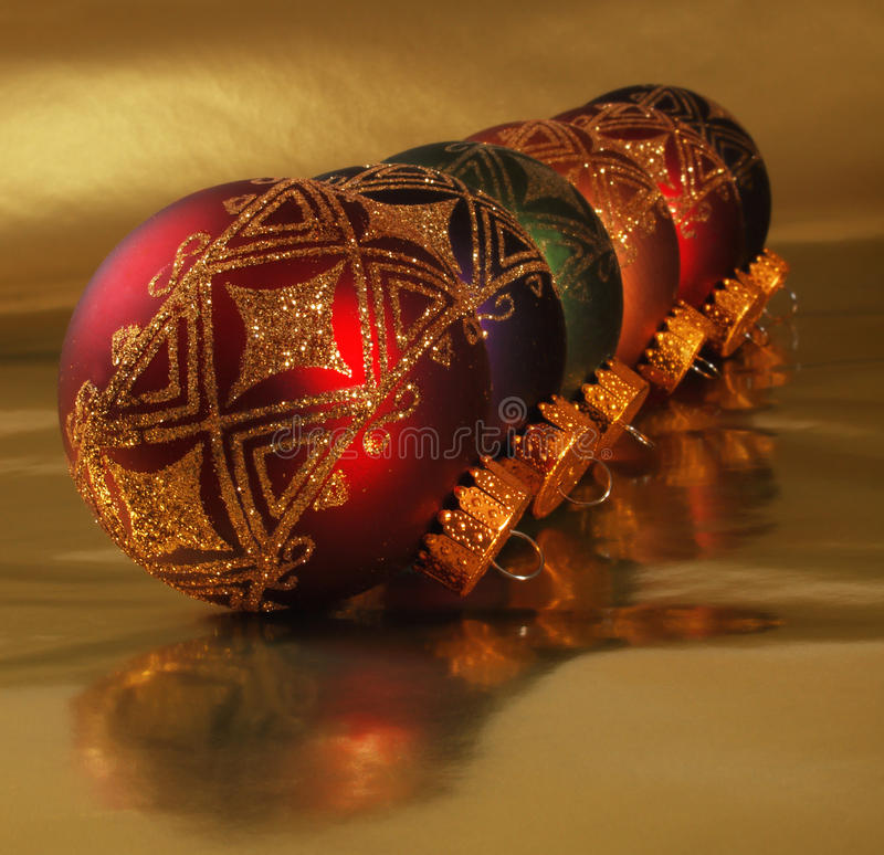 Download Christmas ornaments stock image. Image of festive, decorations - 17578431