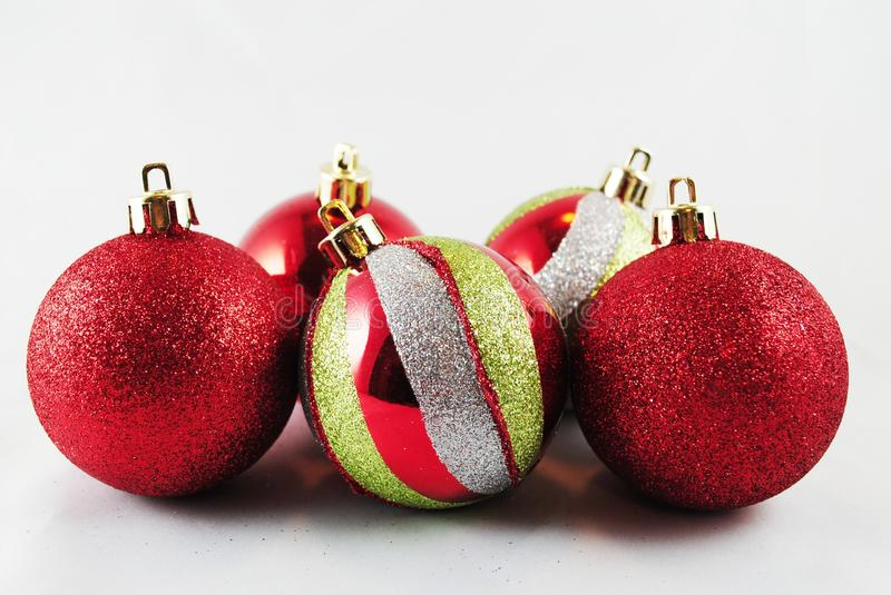 Download Christmas Ornaments stock image. Image of christmas, glitter - 21900465