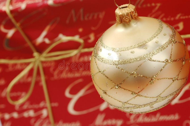 Download Christmas Ornaments stock photo. Image of mica, presents - 325900
