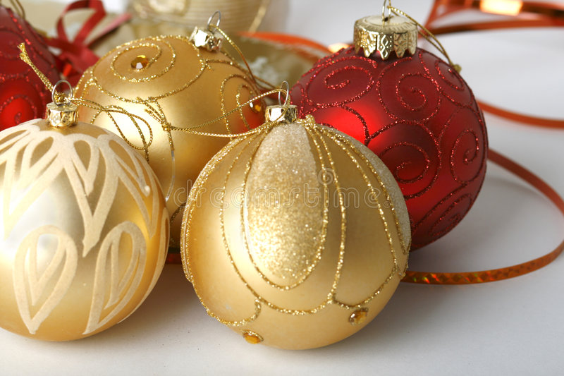 Download Christmas Ornaments stock image. Image of wood, xmas, cone - 3514683