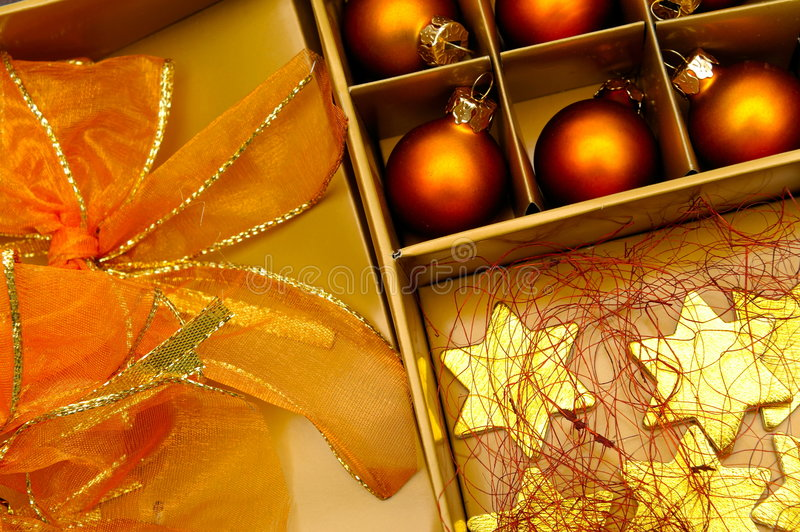 Download Christmas ornaments stock image. Image of ornament, reflection - 7133717