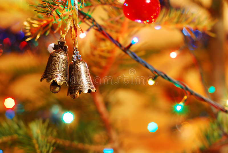 christmas ornaments στοκ φωτογραφία με δικαίωμα ελεύθερης χρήσης