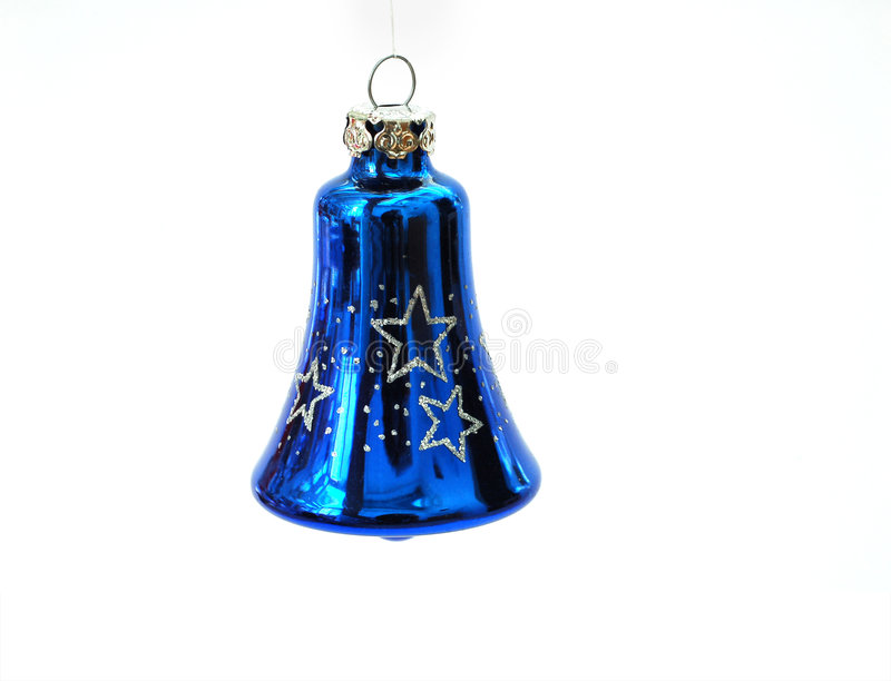 Christmas ornaments (Bells) royalty free stock images