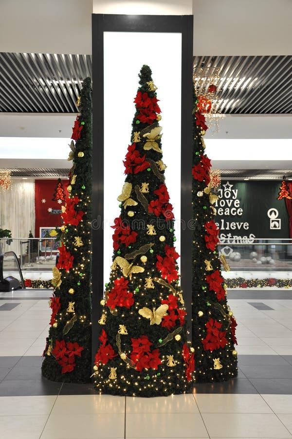 Christmas ornamets stock photography