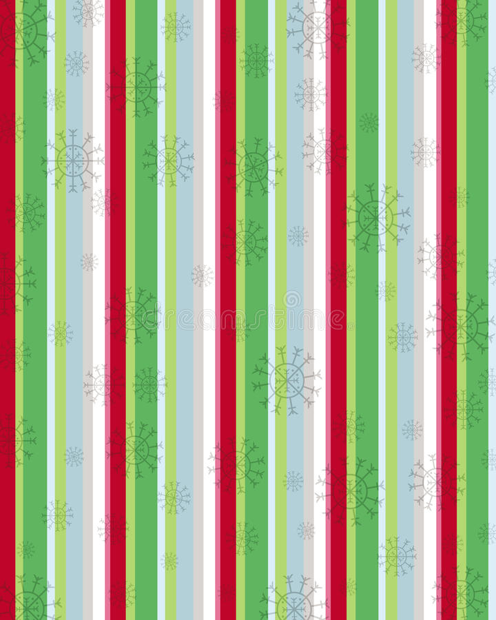 Christmas paper background seamless pattern stock photography
