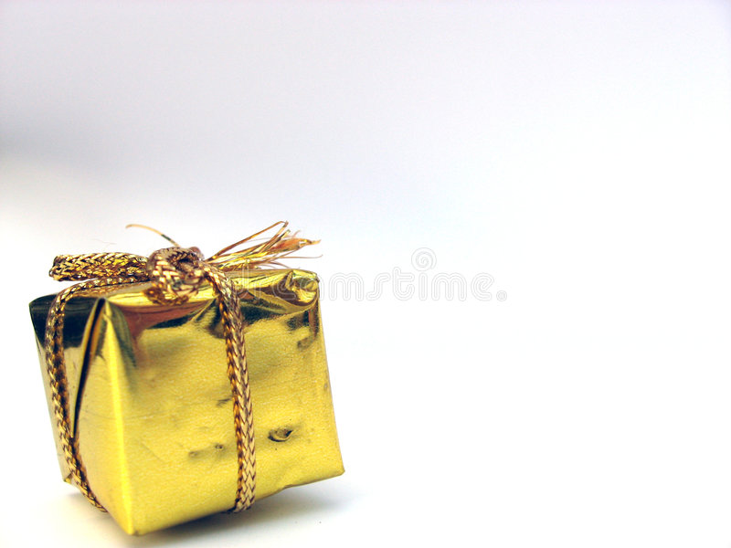 Download Christmas parcel stock image. Image of year, ball, holidays - 3232123