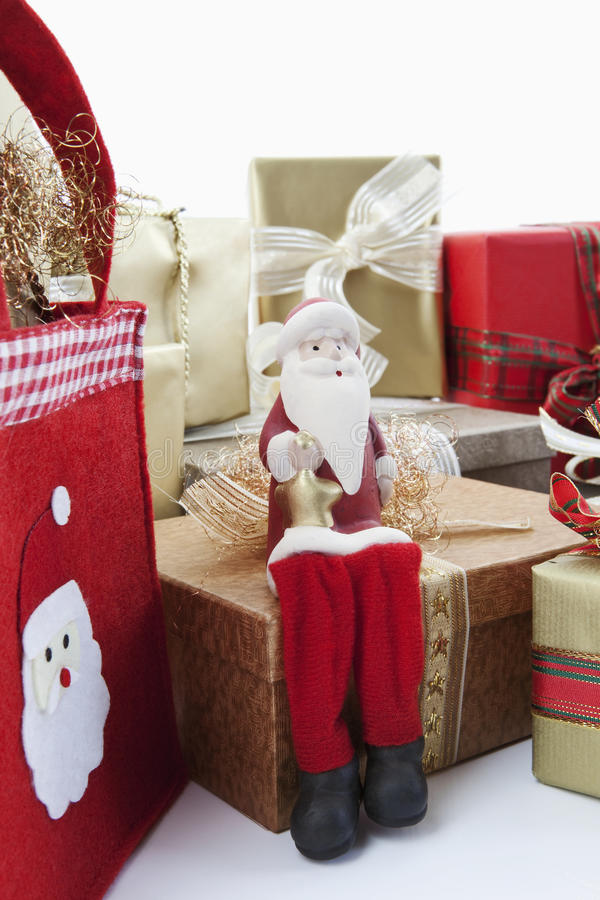 Free Christmas Parcels Royalty Free Stock Images - 20951829