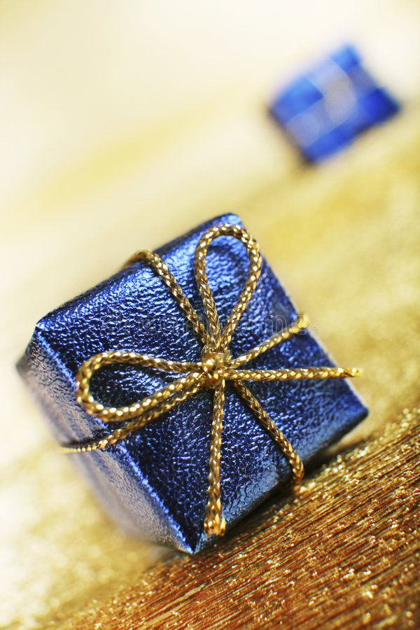 Free Christmas Parcels Stock Photos - 7228533