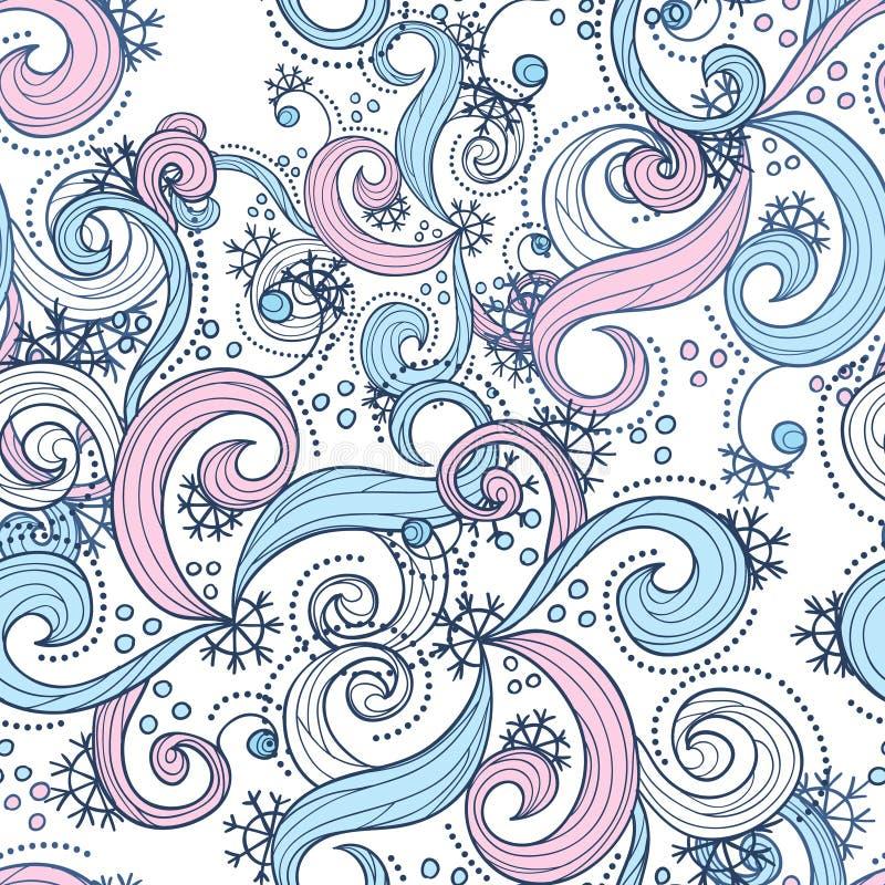 Christmas pattern vector illustration
