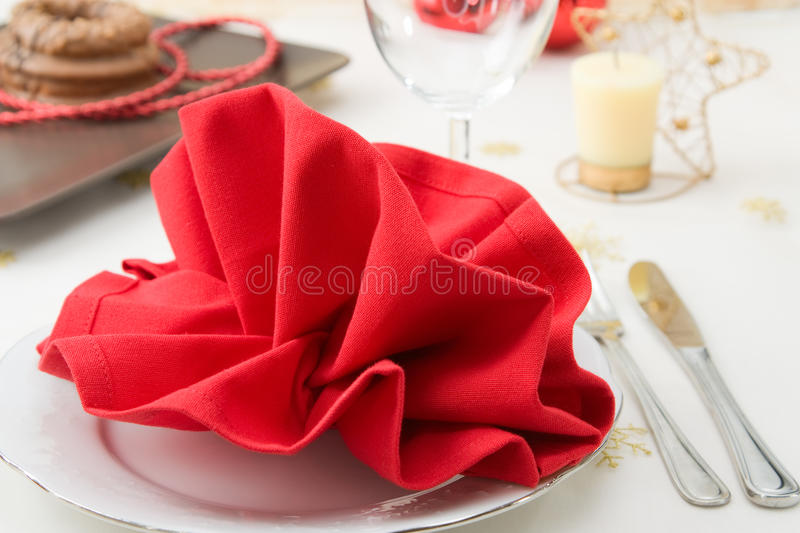 Download Christmas Plate Cover Stock Photos - Image: 16244983