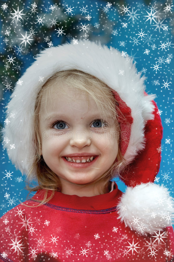 Download Christmas portraits stock photo. Image of smile, merry - 3736390
