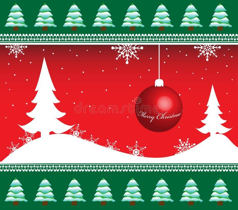 Download Christmas postcard stock vector. Illustration of noel - 17090378