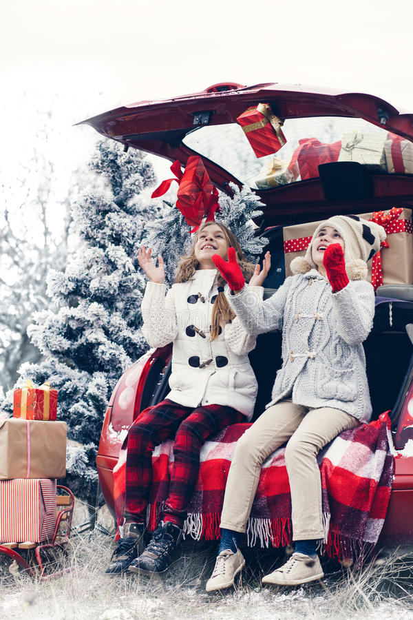 Free Christmas Preparations Royalty Free Stock Photography - 61288277