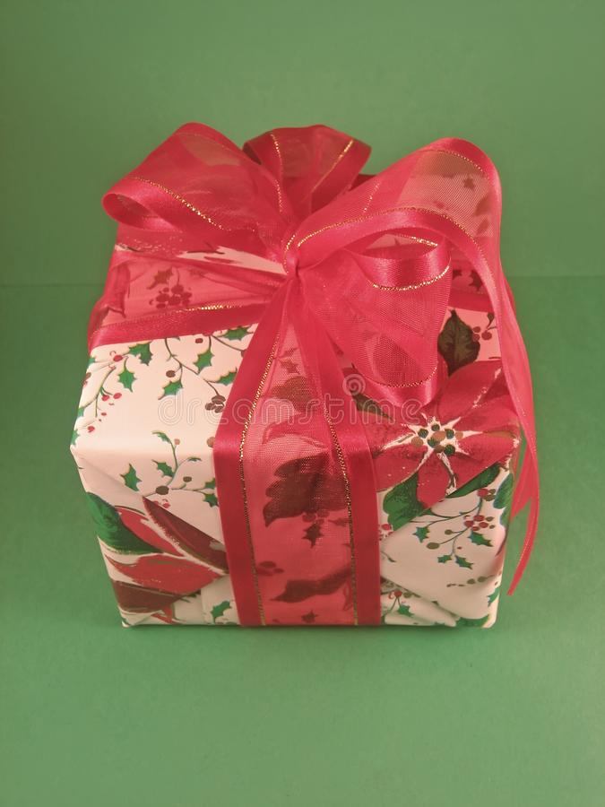 Download Christmas Present 1 stock image. Image of holiday, present - 1239683