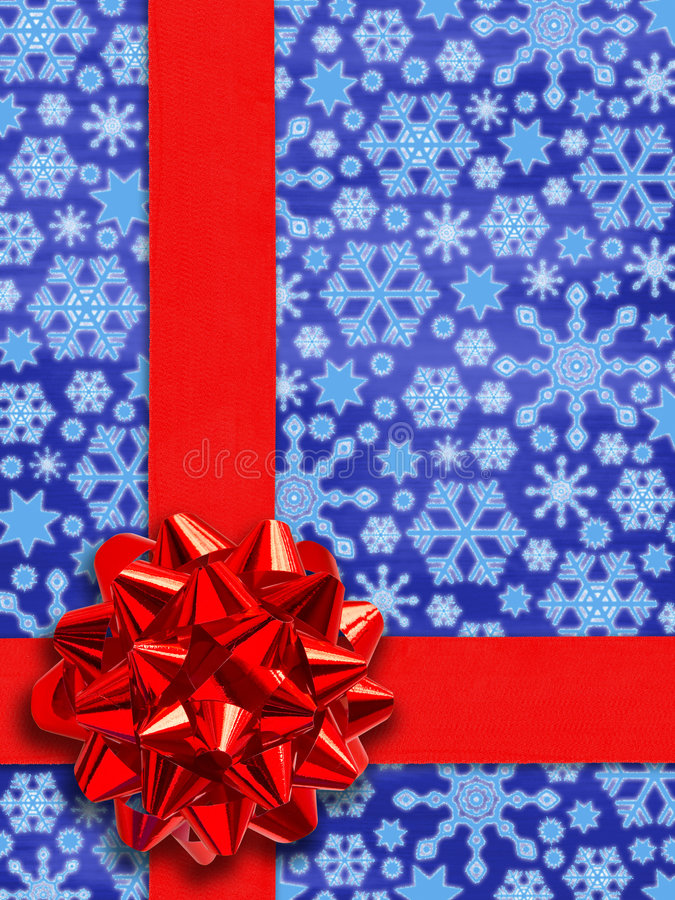 Download Christmas Present stock photo. Image of event, celebration - 1259034