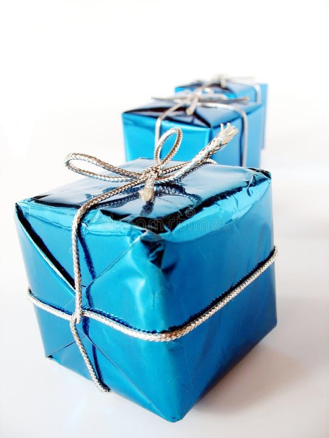Free Christmas Present 3 Royalty Free Stock Photo - 3360475