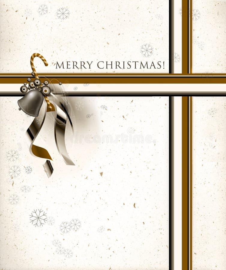 Christmas present stock illustration