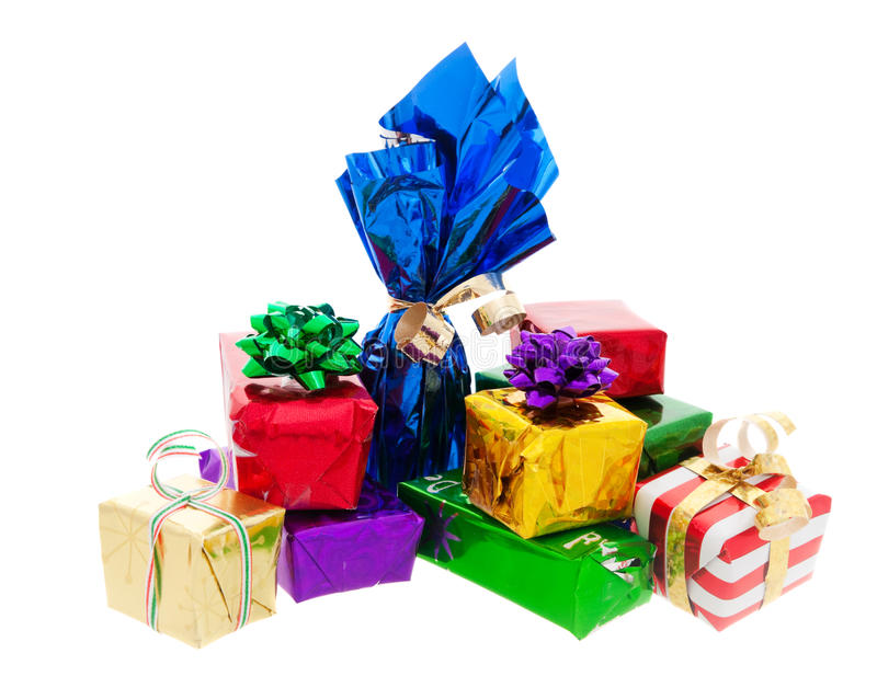Download Christmas Presents stock photo. Image of blue, christmas - 11552364