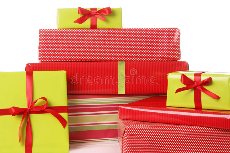 Download Christmas Presents Royalty Free Stock Images - Image: 17391839