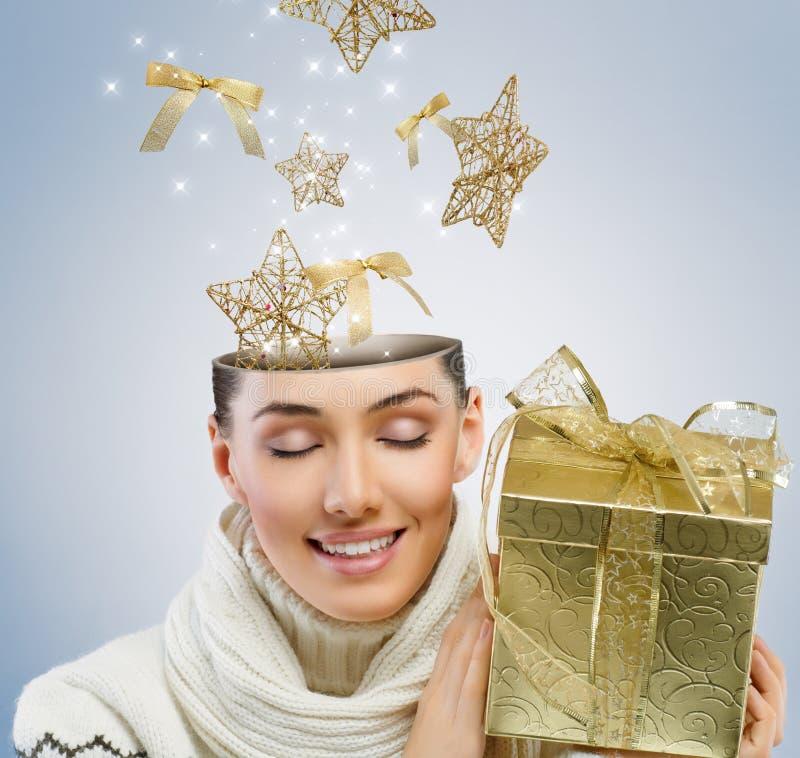 Download Christmas presents stock image. Image of season, empty - 27474901
