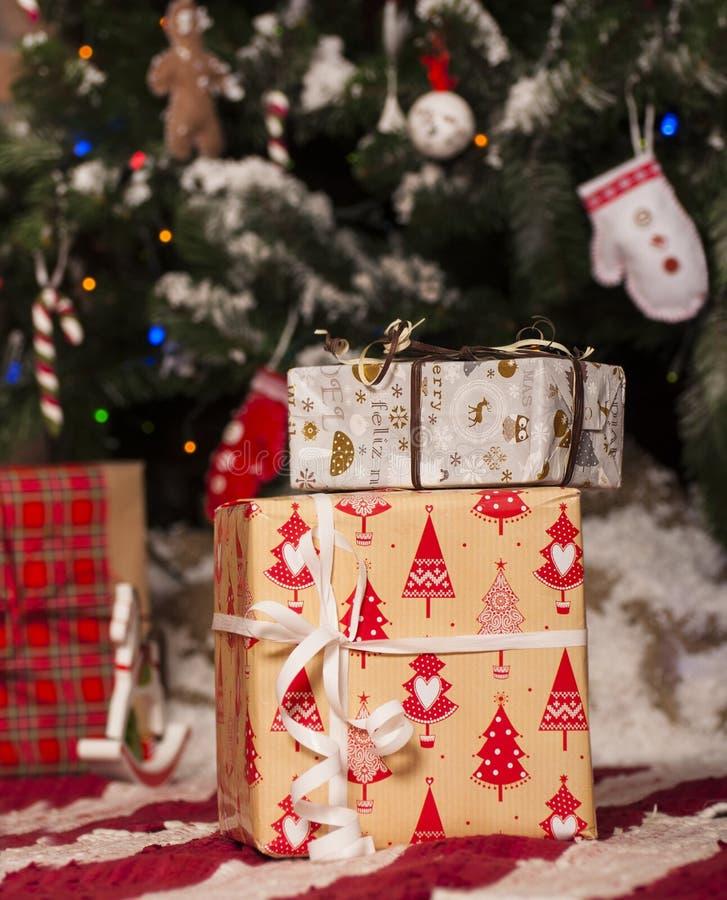 Free Christmas Presents Stock Photo - 36078080