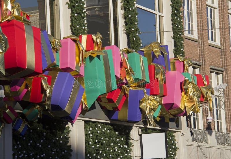Christmas Presents royalty free stock image