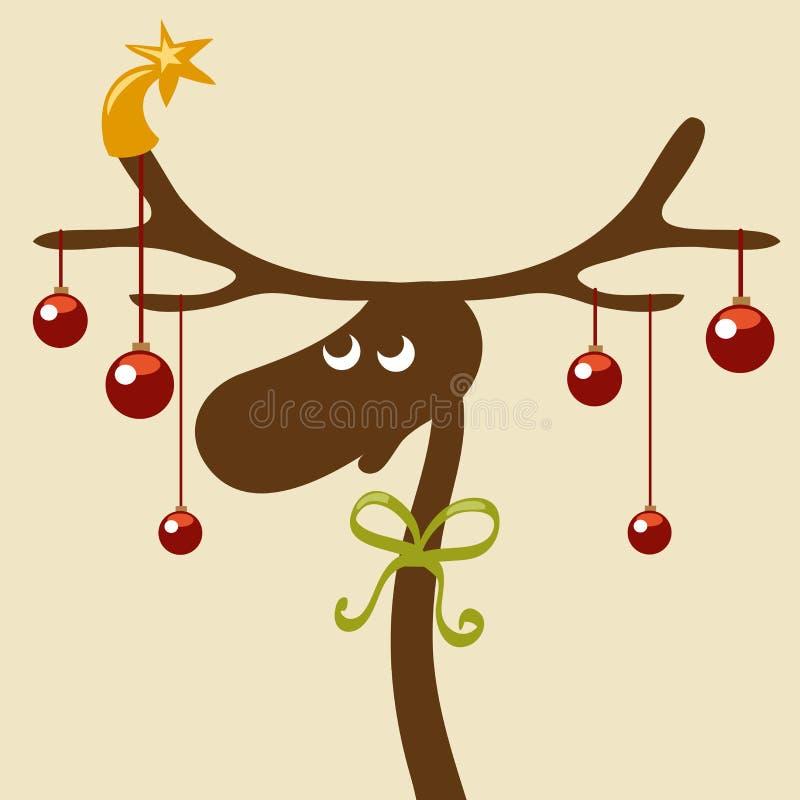 Free Christmas Reindeer Stock Image - 13218981