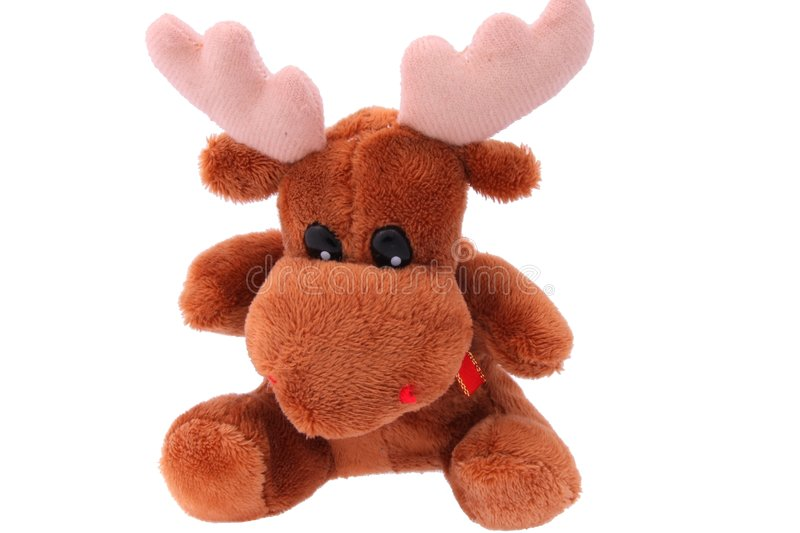 Download Christmas Reindeer Royalty Free Stock Images - Image: 7502239