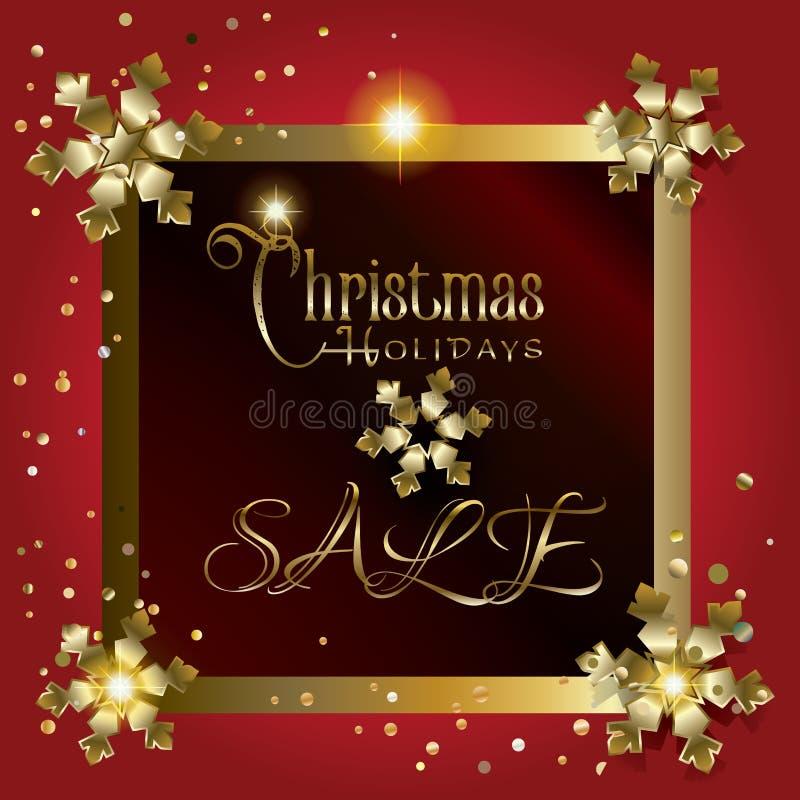 Download Christmas Sale Stock Vector - Image: 83703975
