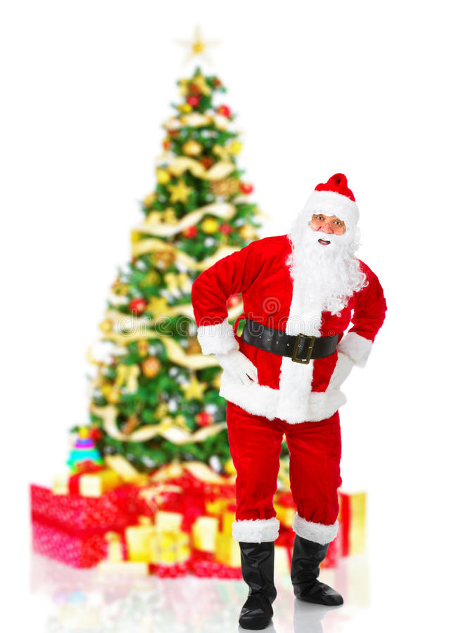 Christmas Santa royalty free stock photography