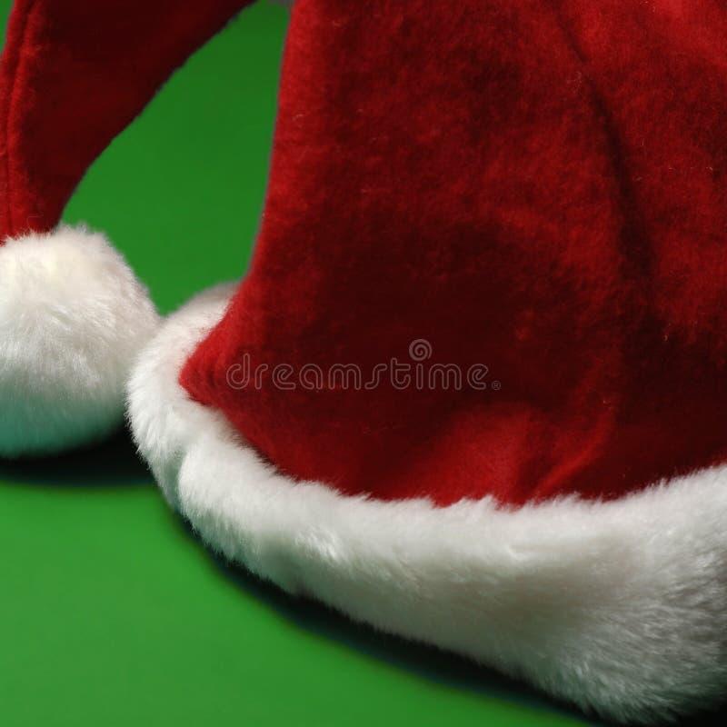 Christmas Santa's Hat royalty free stock photography