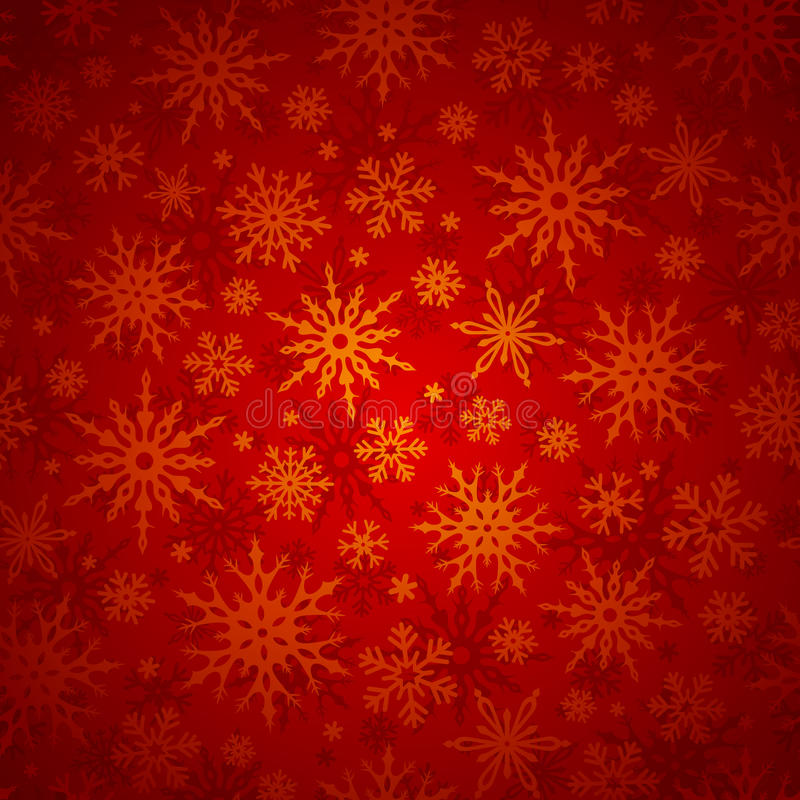 Christmas seamless background with snowflakes. Vector illustration. vector illustration