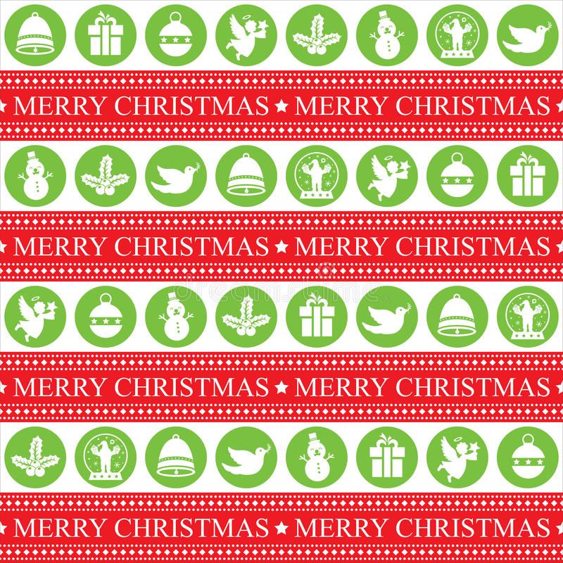 Christmas Seamless Patern. This is christmas seamless patern design. Vector file vector illustration