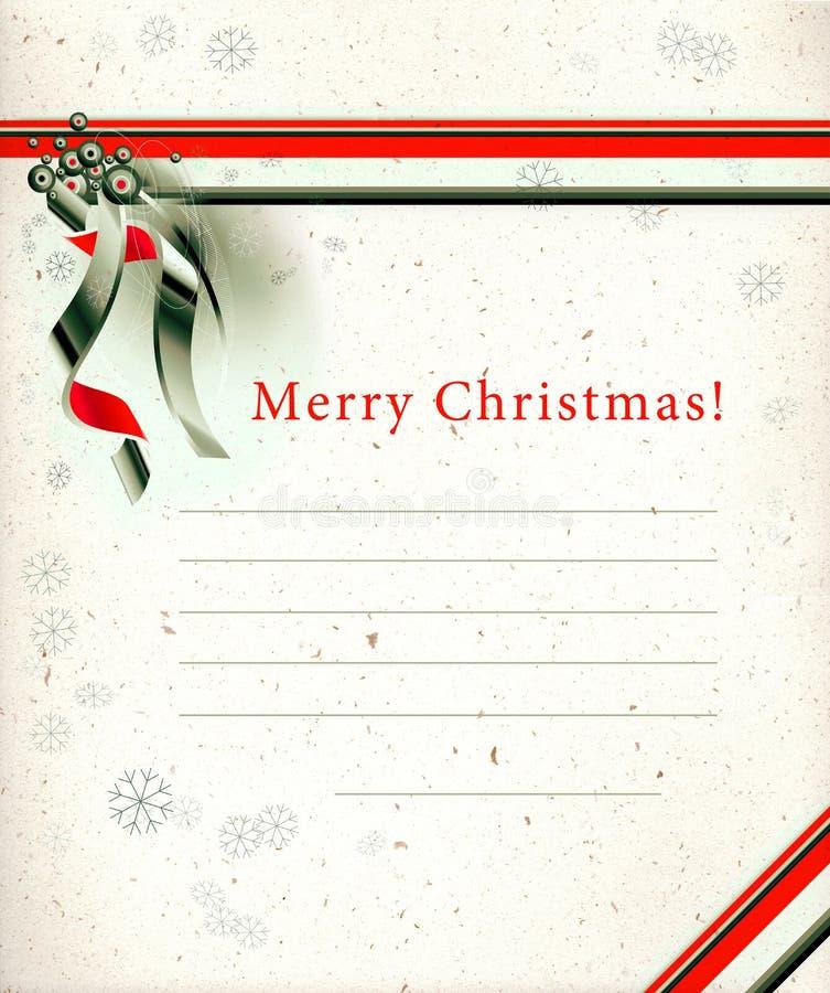 Free Christmas Seasons Postcard Stock Photo - 3200920