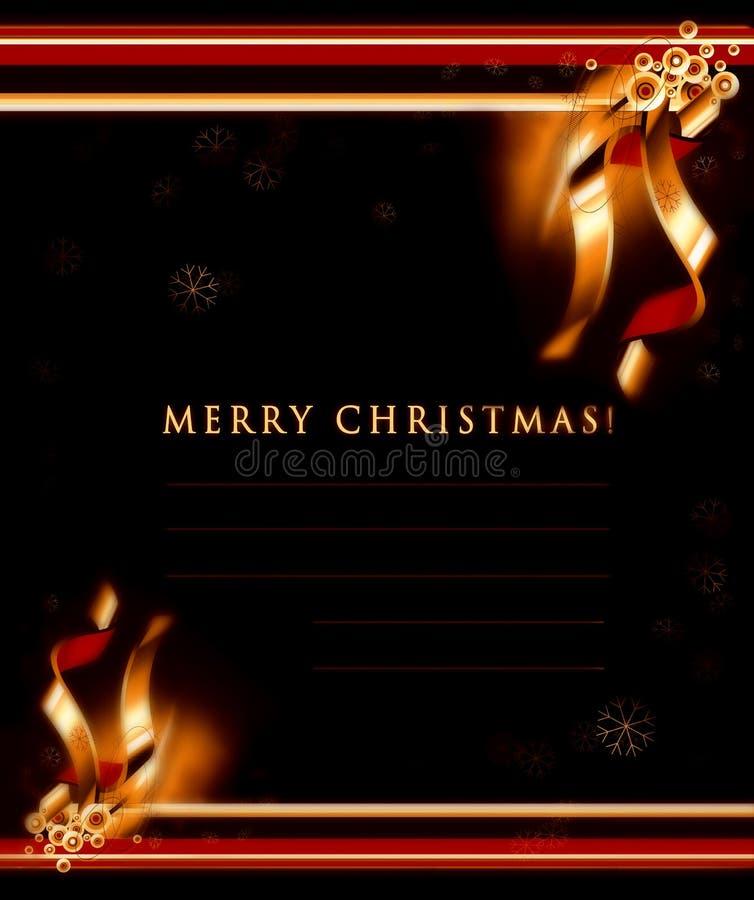 Free Christmas Seasons Postcard Stock Images - 3672234