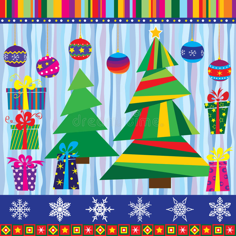 Free Christmas Set (24 Elements) Royalty Free Stock Photos - 21922838